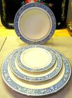Lot of Noritake RANDOLPH # 9721 FOUR PIECE Place Setting - FINE BONE CHINA (#2)