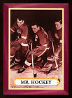 Gordie Howe Cards, Rookie Card Info and Autographed Memorabilia Guide 7