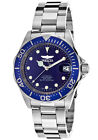 Invicta 17040 Men's Pro Diver Automatic Dark Blue Dial Stainless Steel