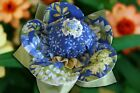 SUMMER BREEZE PINCUSHION KIT Moda Fabric Pin Cushion Adds Charm to Sewing Room !
