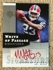 2007 Ultimate Collection WRITE OF PASSAGE #WP-ML Marshawn Lynch RC Auto !!!