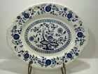 Enoch Wedgwood English Ironstone BLUE HERITAGE 12.5