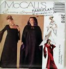 Sewing pattern: misses gothic EMPIRE GOWN & CAPE sz8-10-12