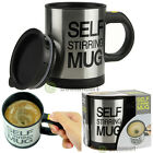 Hot Sale Auto Mixing Tea Cup Stainless Plain Lazy Self Stirring Mug Coffee Soup