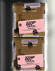 2014 JAMES BOND 007 ARCHIVES SEALED ARCHIVE BOX A,B,C and D