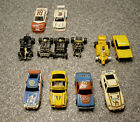 Tyco AFX slot car and parts lot