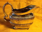 Antique 1840s English SILVER LUSTRE Creamer/Gravy Pitcher: Poor Man's Silver