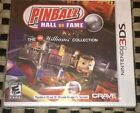 Pinball Hall of Fame: The Williams Collection (Nintendo 3DS) NEW - Pinbot Gorgar
