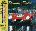 DEMON DRIVE Burn Rubber +2 JAPAN CD OBI ALCB-3072 Casanova Letter X Bonfire