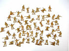 Plastic Army Men Infantry,Soldiers-Fighters-Set of 61 Mix Gold Color3+ years