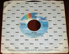 ONE WAY I didnt Mean to Break Your Heart b w My Lady 1981 MCA 7 w sleeve VG+
