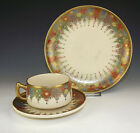 Oriental Japanese - Satsuma Pottery Thousand Flowers - Cup Saucer