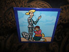 DON QUIXOTE TILE MADE IN SPAIN