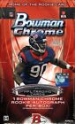 2014 Bowman Chrome Football Factory Sealed Hobby Box - 1 Autograph in EVERY Box