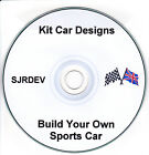 Kit Car Plans Resources - Build Your Own Sports Car Lotus Locost Caterham L K