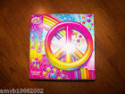 Lisa Frank Peace Sign Puzzle 48 Pieces NEW LAST ONE