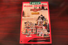 2014 Lemax Village Christmas Collection! Coventry Cove Catalog! Free shipping!