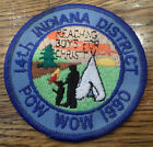Indiana District 14Th Pow Wow 1990 Royal Ranger Uniform Patch