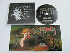 MEDUSA Dream Machine CD 1995 HYPER MEGA RARE OOP HEAVY/POWER METAL A LA SATAN!!!