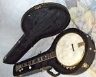 1925 VEGA DELUXE BANJO WITH 5 STRING CONVERSION NECK