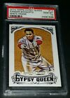 2014 Gypsy Queen #13- Xander Bogaerts White Frame Rookie Card! PSA GEM MINT 10!