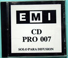 EMF ARRESTED DEVELOPMENT GREAT WHITE THUNDER TOM COCHRANE ARGENTINA PROMO CD