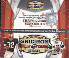 2009 DONRUSS GRIDIRON GEAR FOOTBALL BOX - POSSIBLE ROOKIE AUTO !