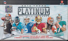 2012 TOPPS PLATINUM FOOTBALL HOBBY BOX FACTORY SEALED