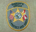 FL St. Lucie County Florida Sheriff Patch