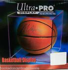 1 Ultra Pro Basketball Square Cube Holder Acrylic Display Case Protection