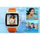 Unlocked Android 42 3G Smart Mobile Phone Sport Watch Touch GPS WIFI Waterproof