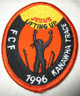 Fcf Jesus Lifting Up 1996 Kanawha Trace Rr Royal Ranger Uniform Patch