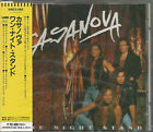 CASANOVA- ONE NIGHT STAND (JAPAN PROMO) + OBI / FIRST PRESS - BRAND NEW!!!