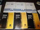 NEW HOLLAND 2000 SERVICE BULLETIN JOURNAL COMPLETE SET OF MANUALS