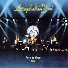 New: AVERAGE WHITE BAND - Face to Face (Live) CD