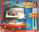 1959 Chevrolet Impala Convertible 1/43 Scale Road Champs Mint in Package