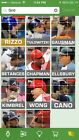 2015 Topps Bunt: Grid Full Set - (11 Cards w Tulo & Rizzo Award)