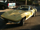 Chevrolet  Corvette sports L 79driver project s matching through out