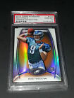 2012 Topps Platinum #103- Nick Foles Orange Refractor Rookie Card! PSA Gem 10!