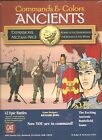 GMT GAMES - COMMAND & COLORS ANCIENTS expansion 2 & 3