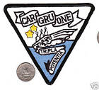 US Navy Aircraft Carrier Squadron Patch Naval wing USMC