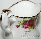 Royal Albert England Old Country Roses Larger Creamer Red and Yellow Roses