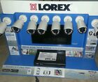 Lorex 8 Channel Full 960H Security System w/monitor 1TB HDD & 8 700TVL Cameras