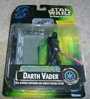 STAR WARS POWR OF THE FORCE ELECTRONIC FX DARTH VADER MOC KENNER
