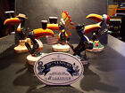 Royal Doulton Guinness Toucan Millenium figures VERY seldom available. RARE!