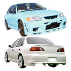Duraflex Geo Prizm Evo Body Kit 4 Pc For Corolla Toyota 93 97 ed 11024