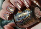 OPI HOLOGRAPHIC Nail Polish Lacquer ~ DESIRE ~ DS 20 020 Brown  RARE