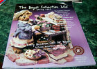 58 Page Boyds Collection LTD. Spring 2001 Catalog / Exc. Cond.