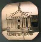 Treasury Dime Register Bank Great Condition
