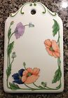 Villeroy & Boch Germany Amapola Cheese and Cracker Board(10c-52)-NWOT